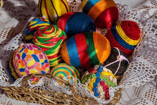 Pisanki di Pasqua in Polonia