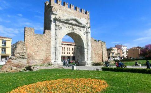 Arco d'Augusto a Rimini