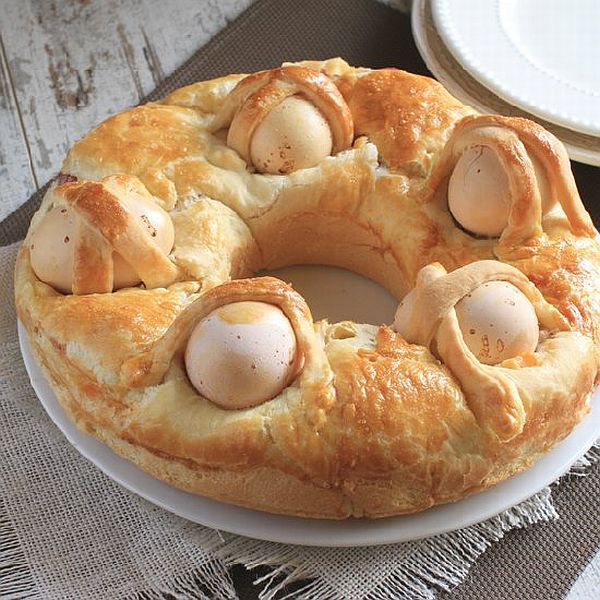 Pasqua tutti a tavola con le ricette della tradizione - A tavola con guy ricette ...