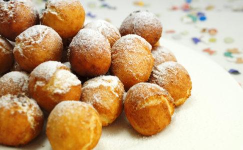 Gastronomia a Venezia: castagnole