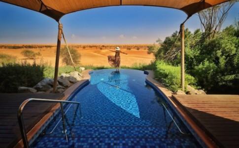 Glamping Al Maha Desert Resort & Spa, Dubai