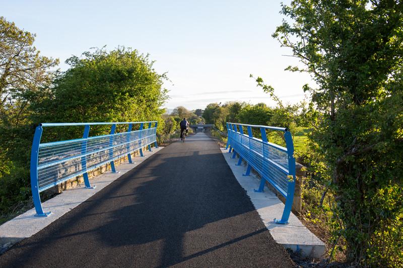 Ponte nella Greenway