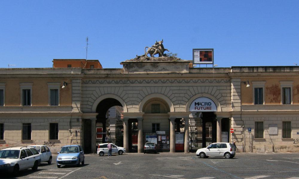 Sulla pelle della pittura, Alessandro Verdi, Macro Testaccio, Roma, 13 aprile 17 maggio 2017