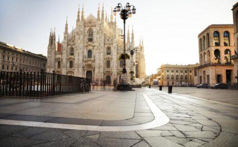 Duomo di Milano, città scelta da Skyscanner per la lista di concerti 2017