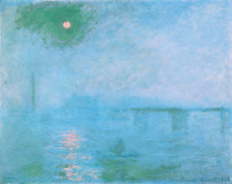 Monet, Fondation Beyeler, Basilea