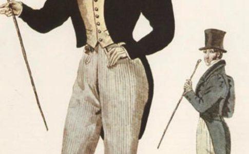Ottocento nella mostra Gli italiani e la moda in 300 scatti