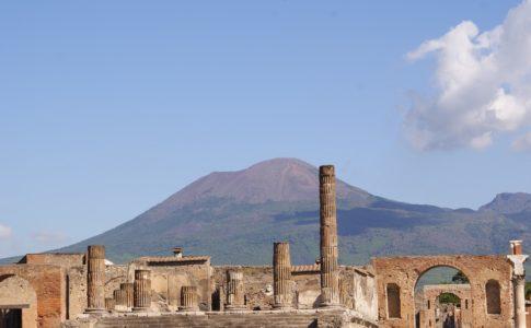sesso vittime eruzione Pompei