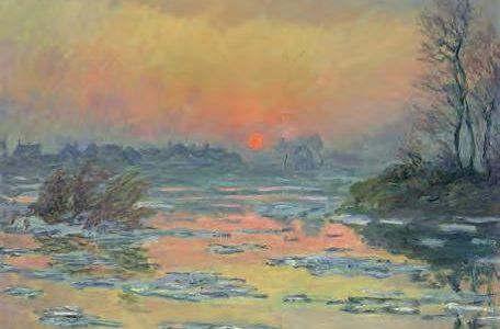 Monet, Fondation Beyeler, Basilea,
