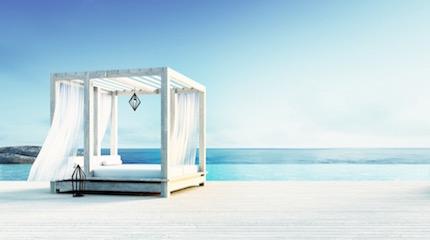 lusso, spiaggia
