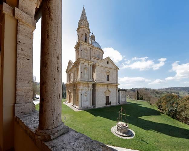 Tempio di San Biagio, Montepulciano