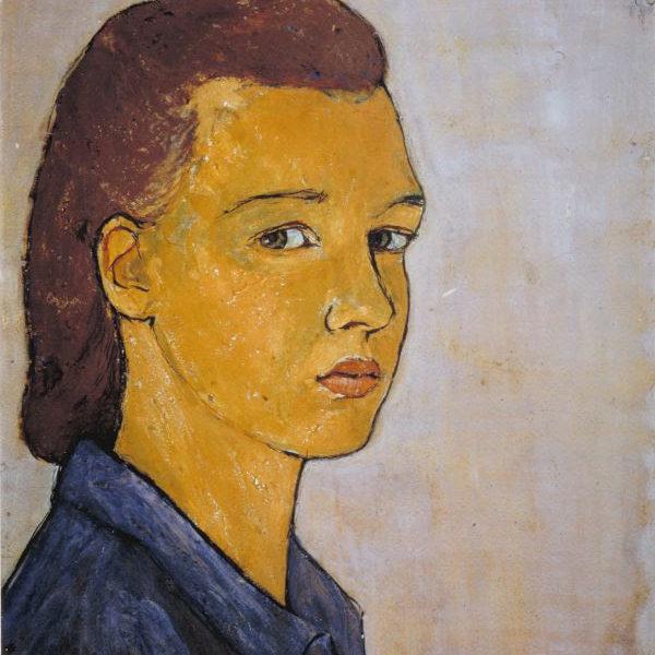 Autoritratto, 1940 (Charlotte Salomon)
