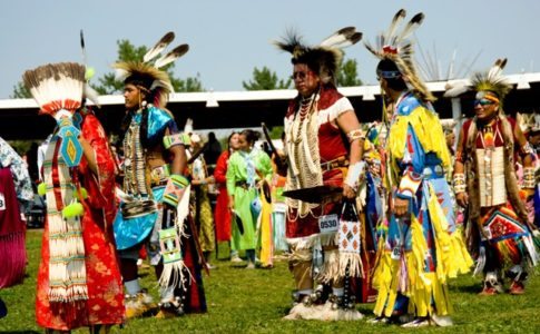 Evento Powwow (Donnie Sexton Crow Fair)