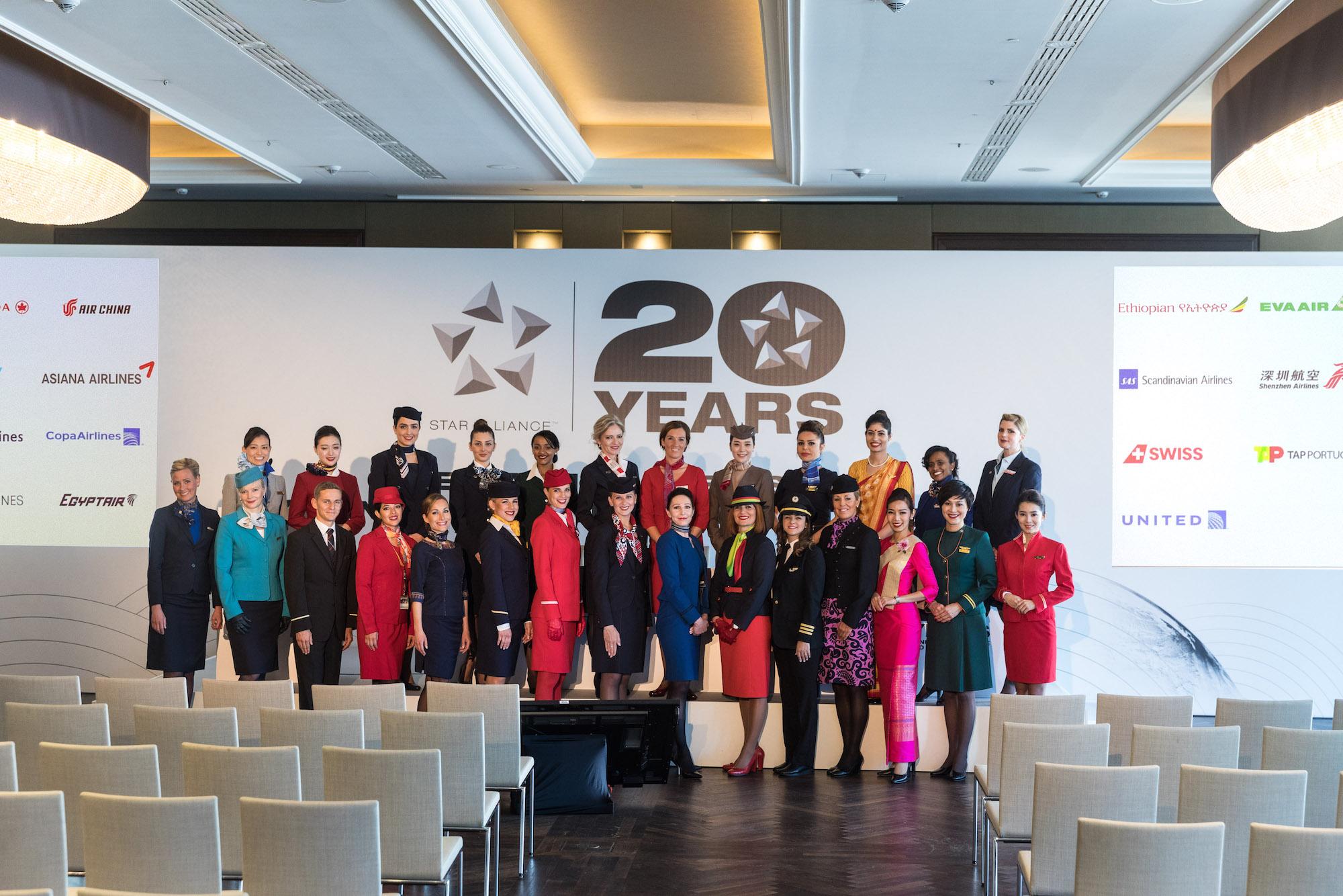 20 anni Star Alliance