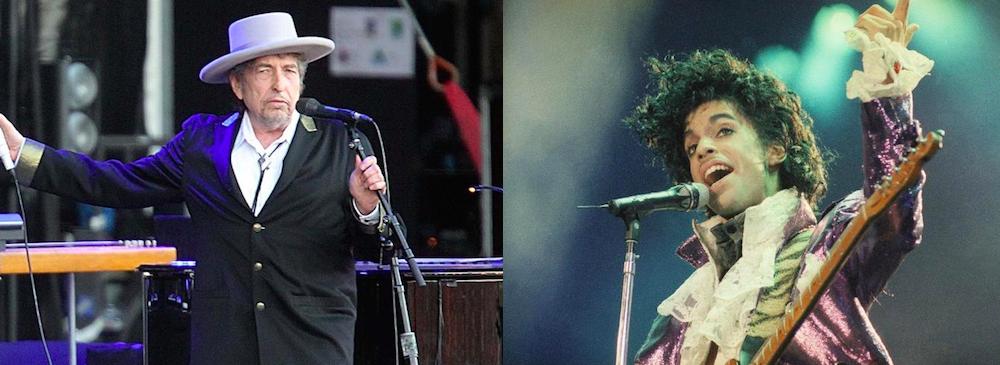 Dylan e Prince, in omaggio a Minneapolis