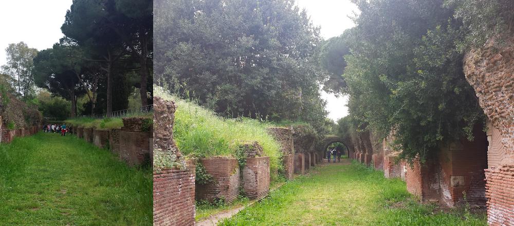 Porti imperiali di Claudio e Traiano con Navigare il Territorio