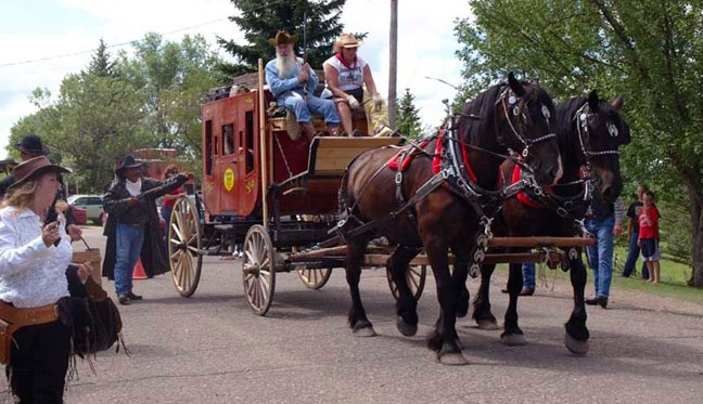 Attività genuina a Jamestown, North Dakota