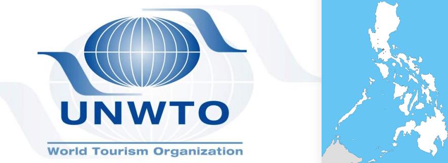 UNWTO + Filippine