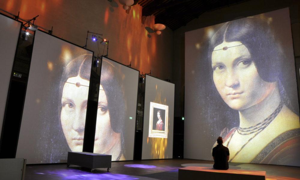 Mostra Da Vinci Experience