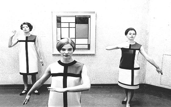 """Immagine della mostra """"Fashion in Style"""", in Olanda"""
