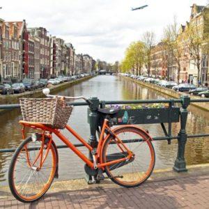 In bici per Amsterdam