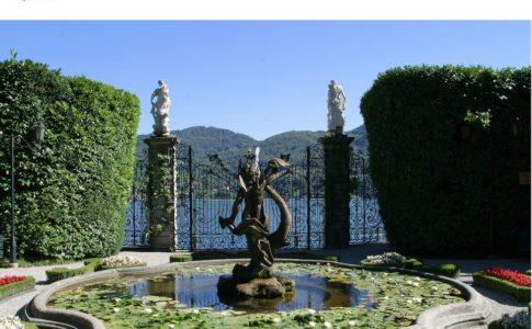 Lago di Como, in cui nasce Como-The Electric Lake