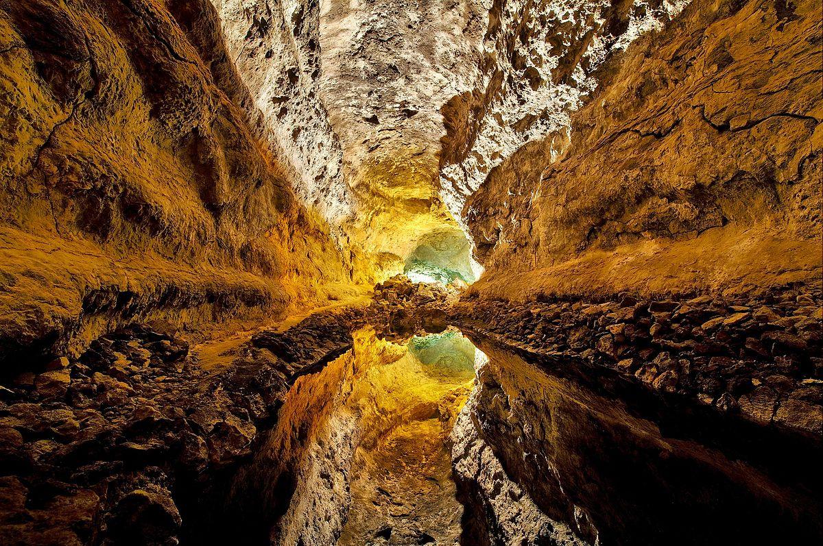 Cuevas de los Verdes, Lanzarote