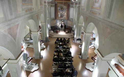 Museo San Colombano, che ospita le Giornate di Cultura Spagnola