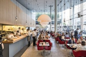 Untitled, il ristorante del Whitney Museum di New York