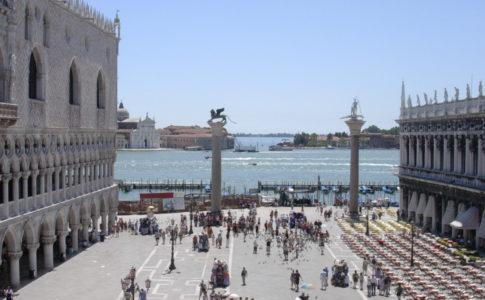 Sistema conta-persone Venezia