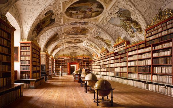 Le 5 biblioteche europee da non perdere secondo Homeaway