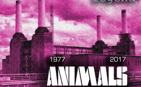 Cartolina Animals 2017 (concerto dei Pink Floyd Legend, a Milano)