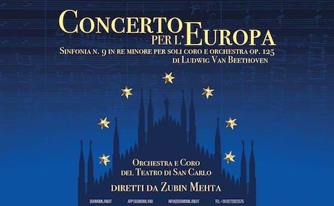 Concerto per l'europa