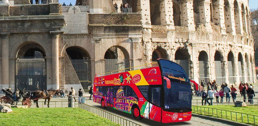 Drive me Tasting, Roma
