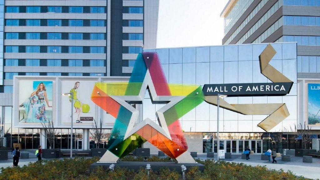 Mall of America a Minneapolis