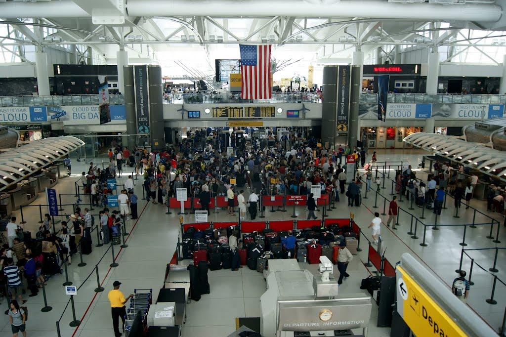 Aeroporto New York John F Kennedy : Ryanair lancia oggi una maxi offerta sconti del su un