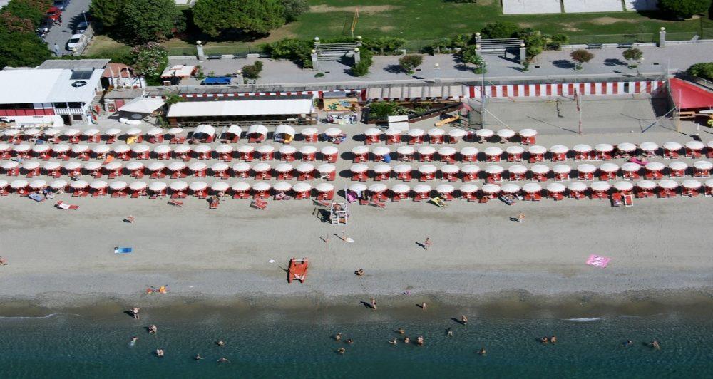Spiaggia S. Antonio - progetto RespiriAMO il mare