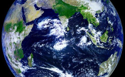 Pianeta Terra, la quale subisce il riscaldamento globale