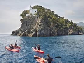 Parchi aperti in Liguria