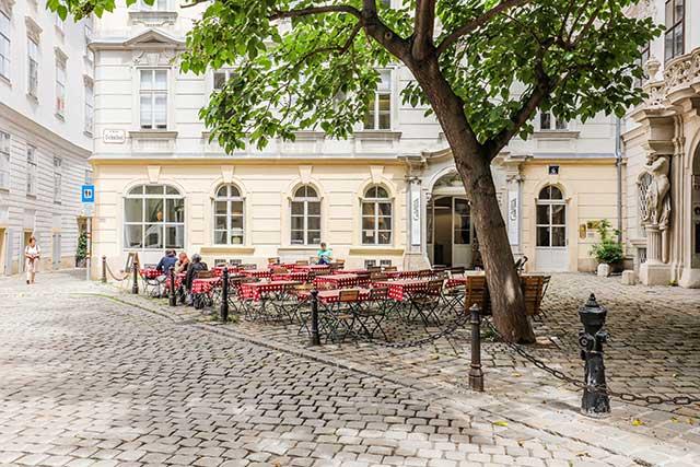 Schanigarten