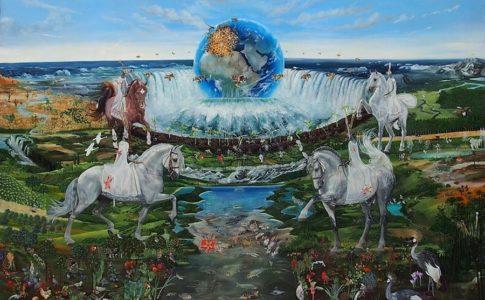 La Ricchezza del mondo - Grazia Cucco, Amelia