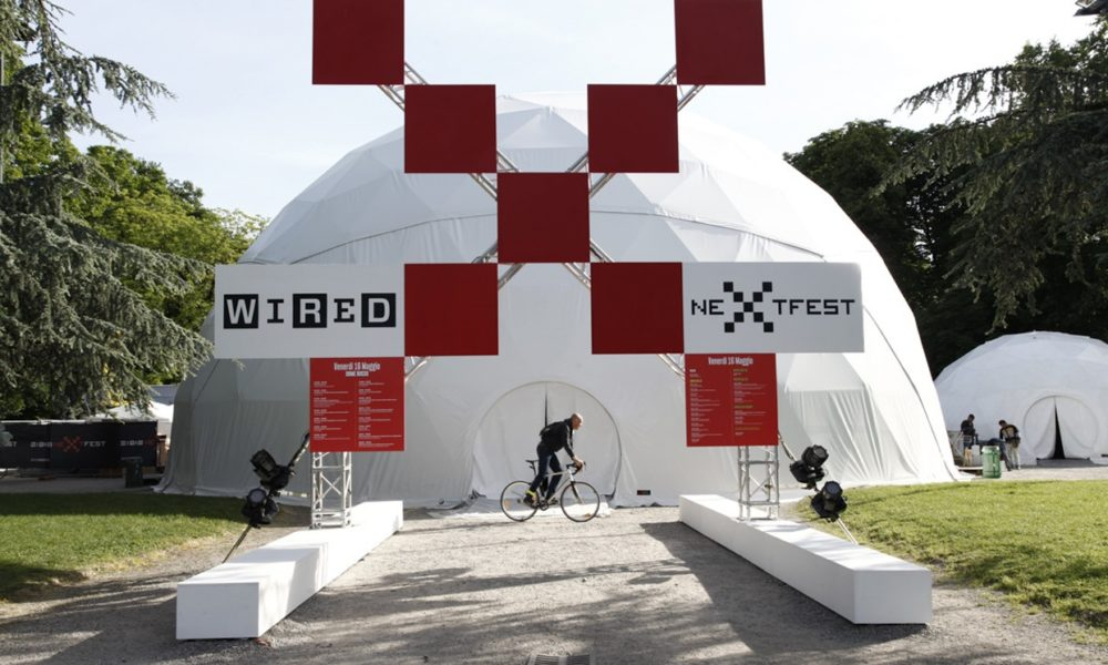 Wired Next Fest porta un weekend di innovazione