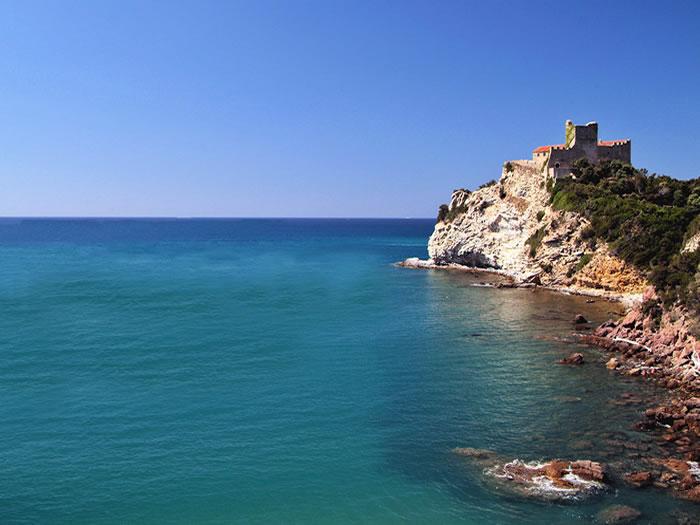 Castiglione Pescaia, Grosseto (spiagge da non perdere)