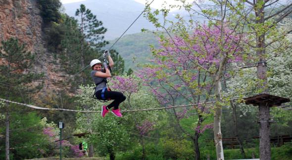 Activo-Park, tra i parchi avventura italiani