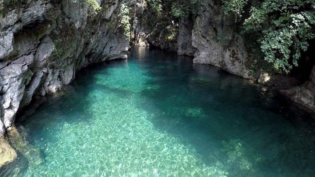 Canyon Park, tra i parchi avventura italiani