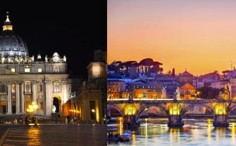 Roma e Città del Vaticano, mete in Italia secondo TripAdvisor