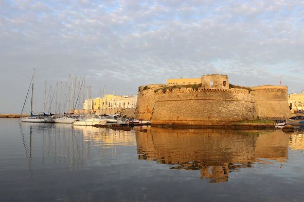 "Castello di Gallipoli presenta ""I porti del Re"""
