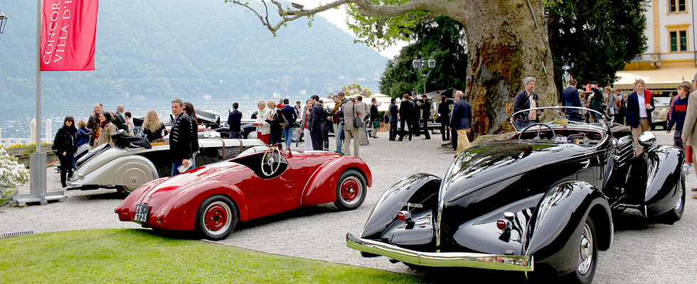 Concorso D Eleganza Villa D Este  Concept Cars E Prototipi