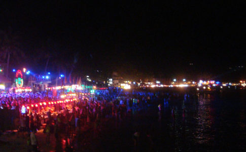 Full Moon Party 2017