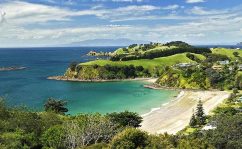 Isole: Waiheke, Nuova Zelanda