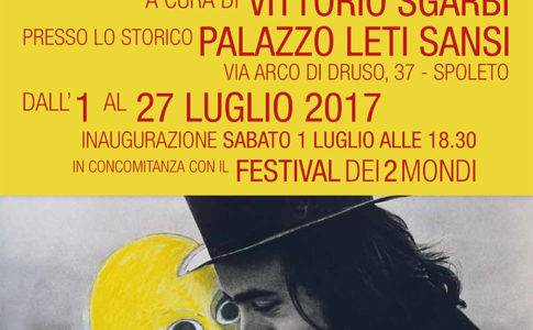 Locandina Spoleto Arte 2017